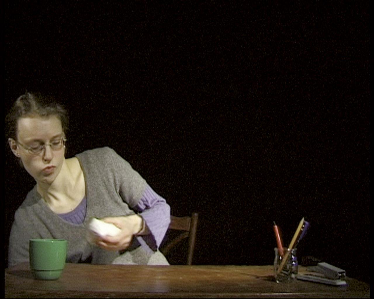 Kreislauf 2, 2000, video still