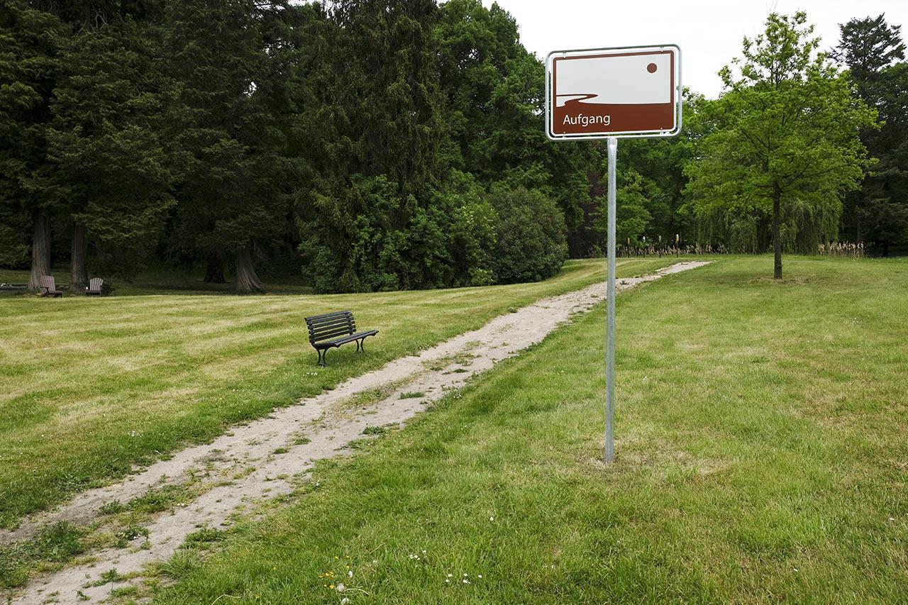 Image: Aufgang / Untergang 2020