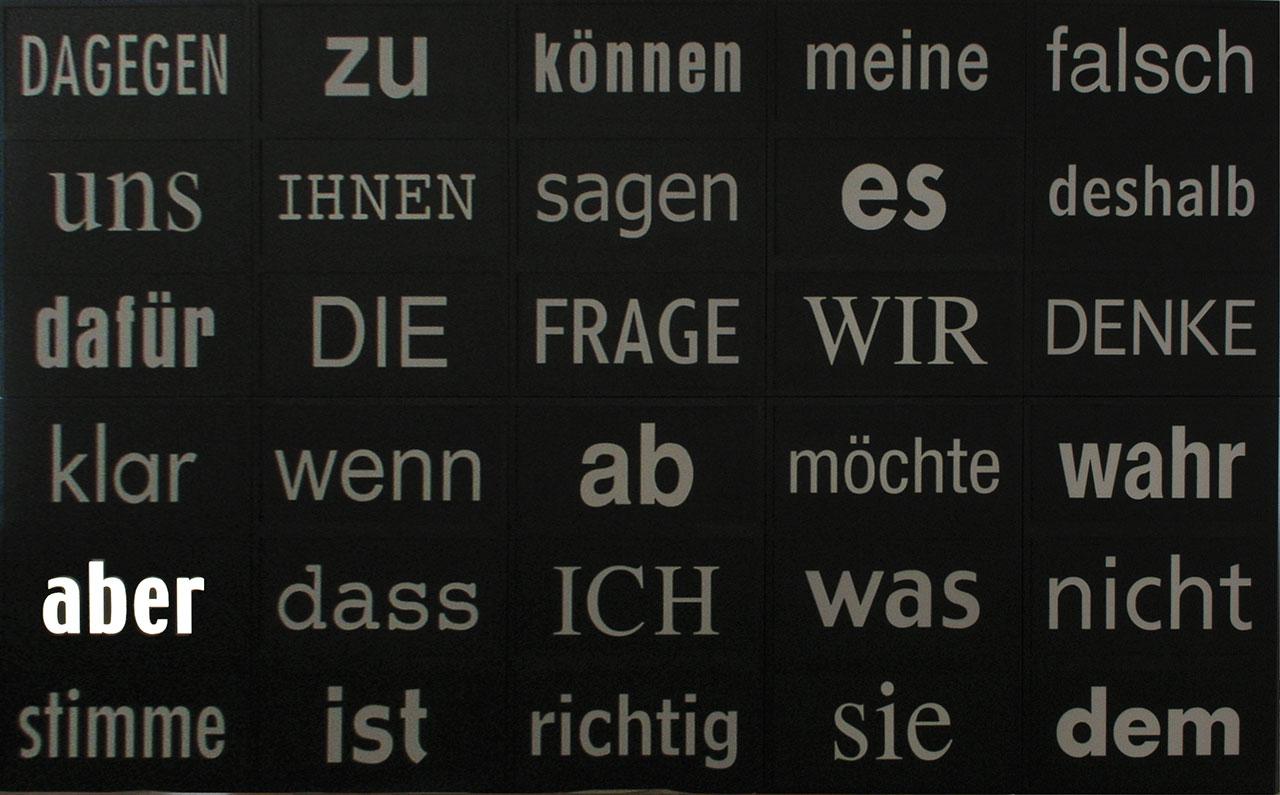 Image: Module Redezeit