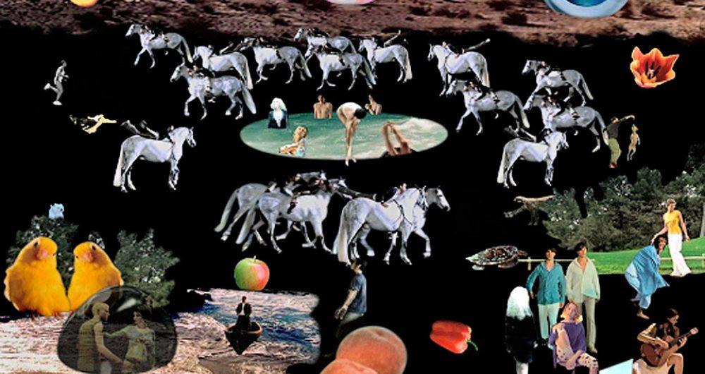 Image: Der Garten der Lüste nach H.B.